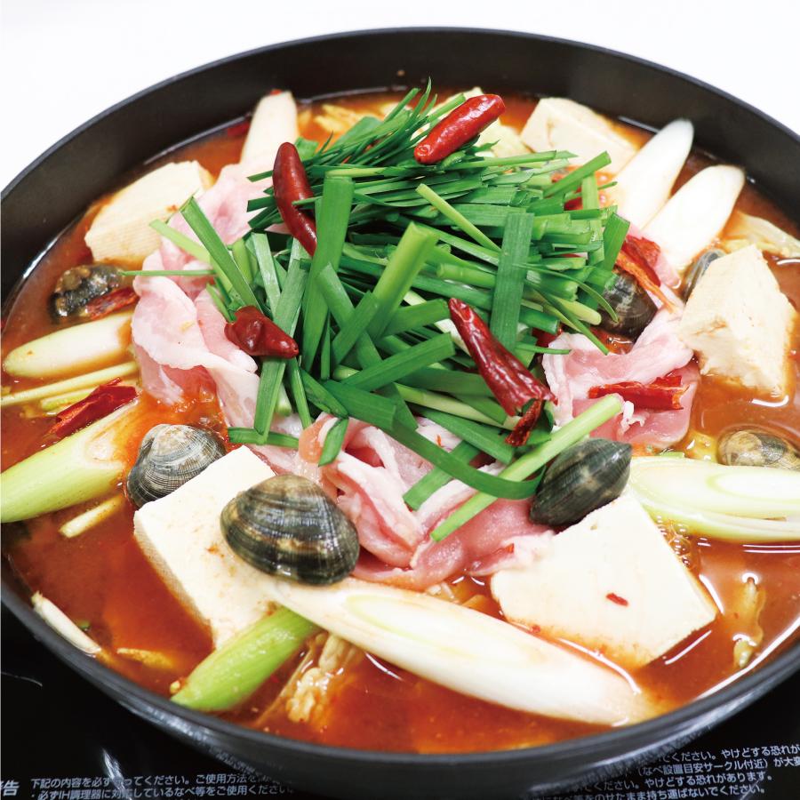 西村料理長の諫美豚の旨辛麻辣鍋