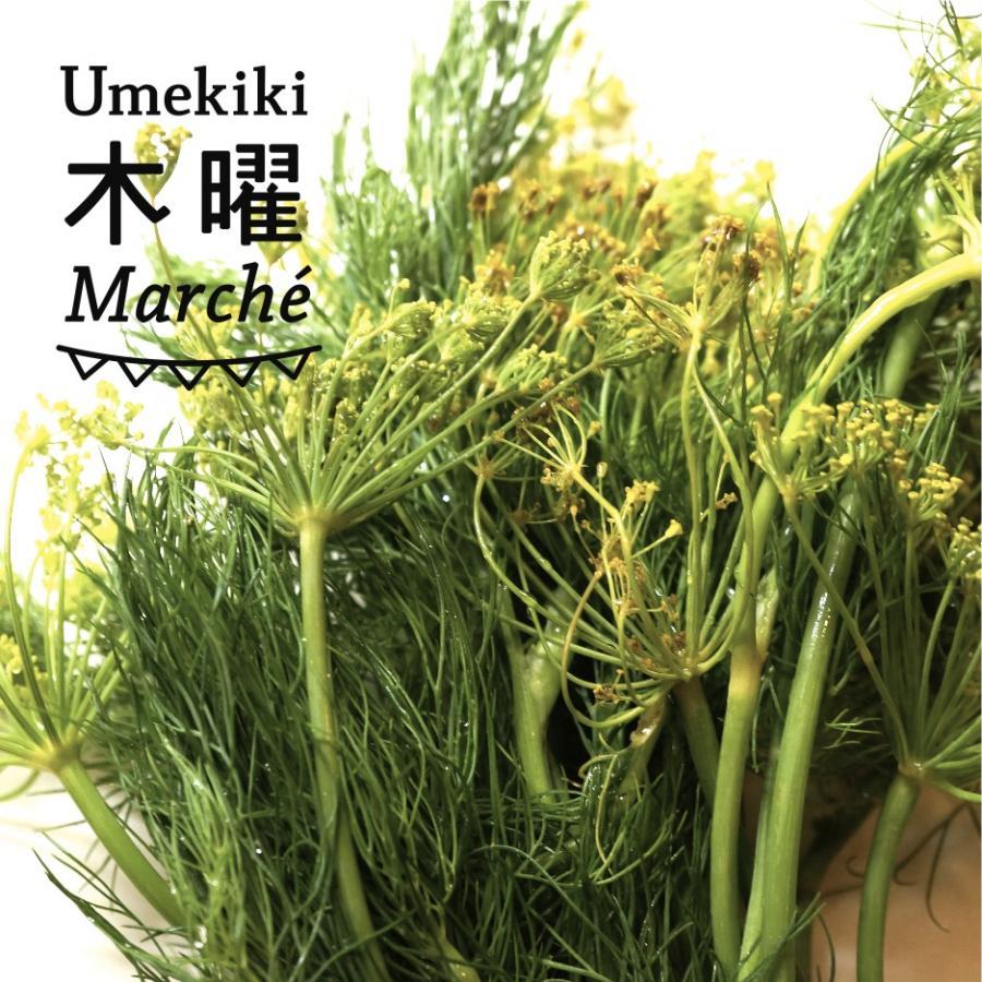 Umekiki 木曜 マルシェ -5月14日-