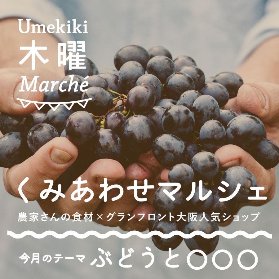 特別版Umekiki 木曜くみあわせマルシェ -9月29日-