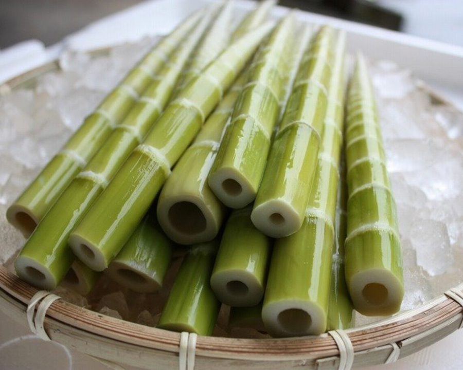高知県の四方竹