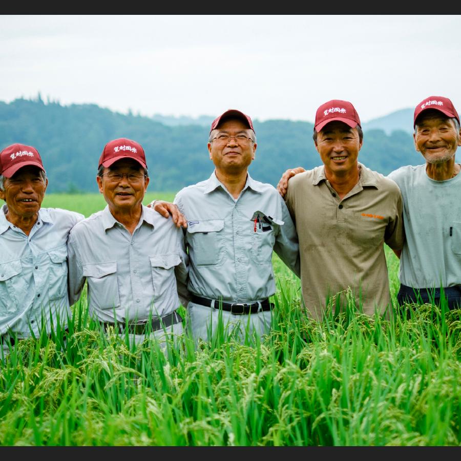 但馬牛と香住ガニ、まちの誇りを生かした米づくり