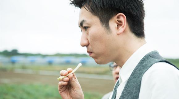 シェフ 森脇 惇也 氏