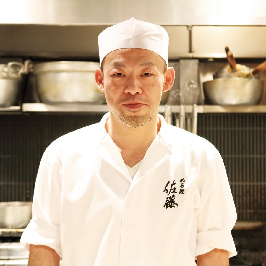 料理長 鎌田 貴史 氏