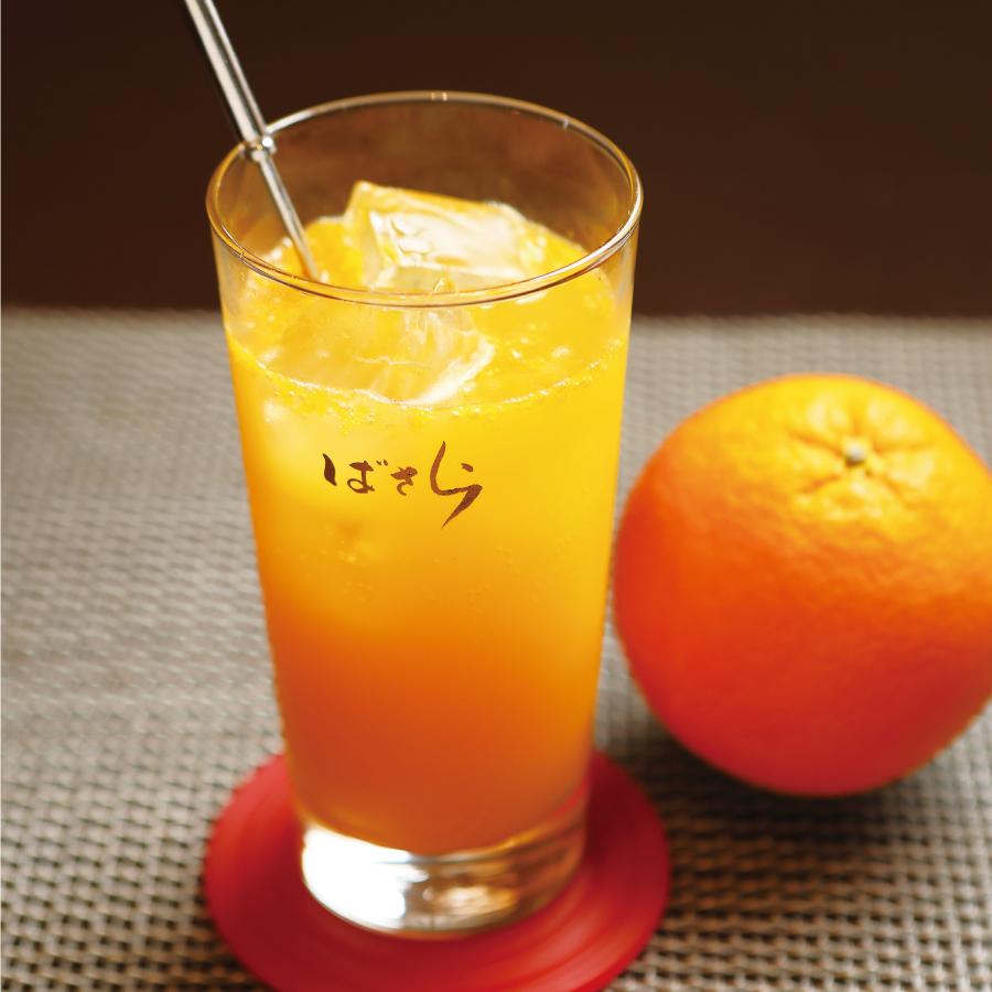 高知県三柑の柑橘サワー