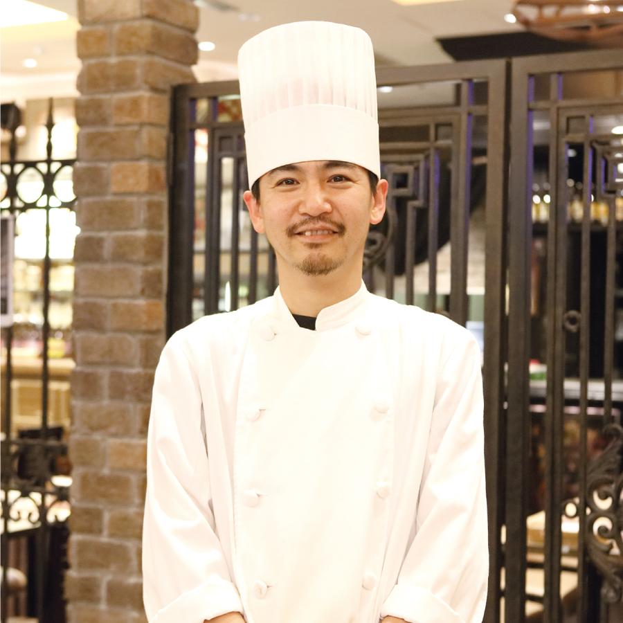 料理長西村 康志 氏